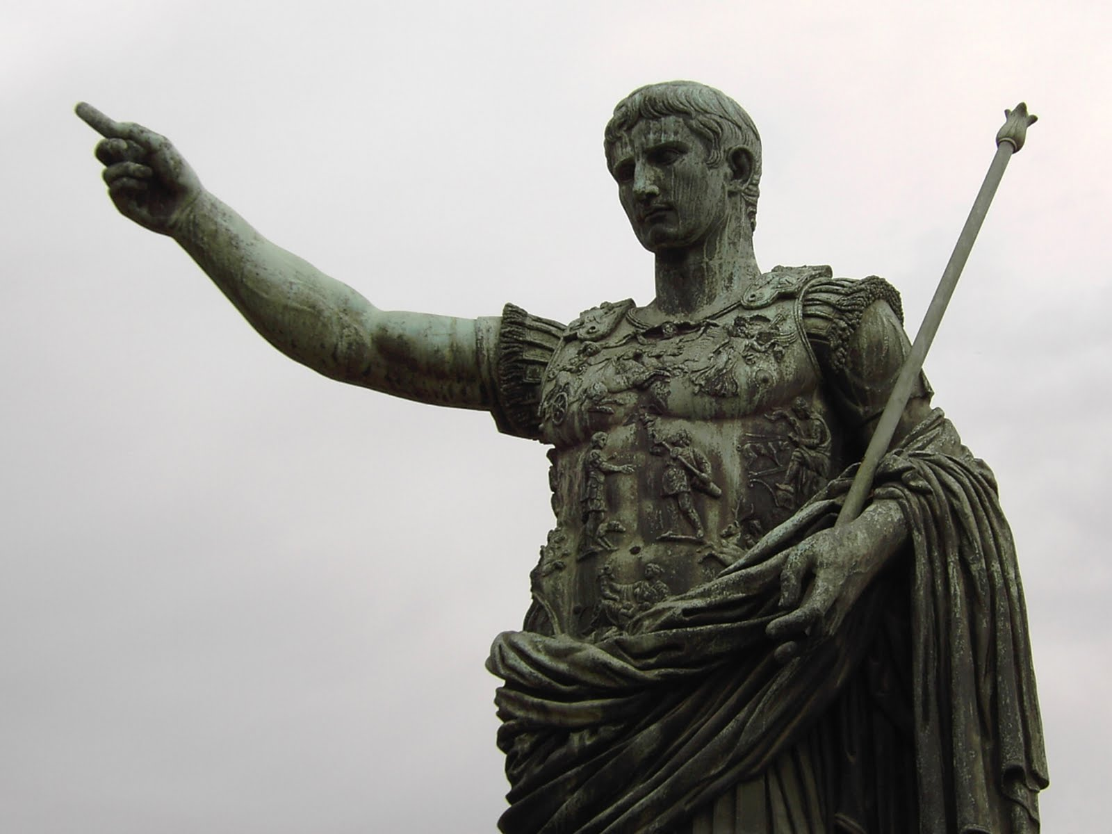 the politics of caesar augustus Free essay: the politics of caesar augustus in 31bc augustus won the battle of actium against his former colleague in the triumvirate, but now bitter rival.